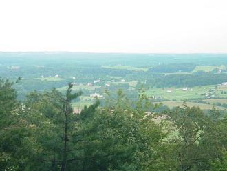 Sugarloaf Mountain View